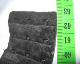 34F bra band length