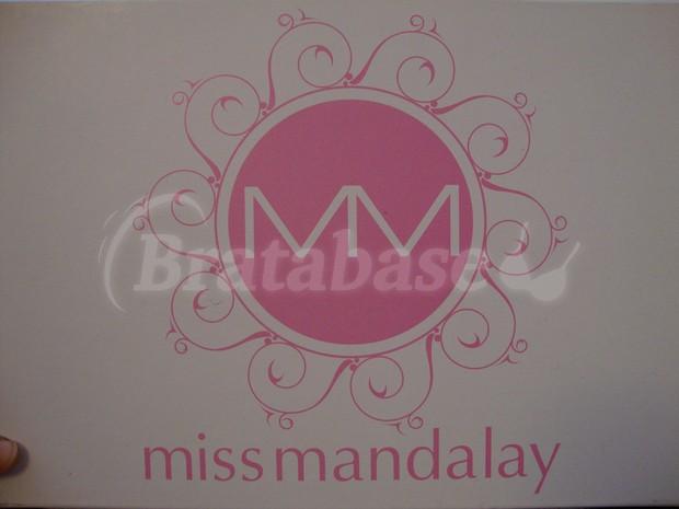 Miss Mandalay box